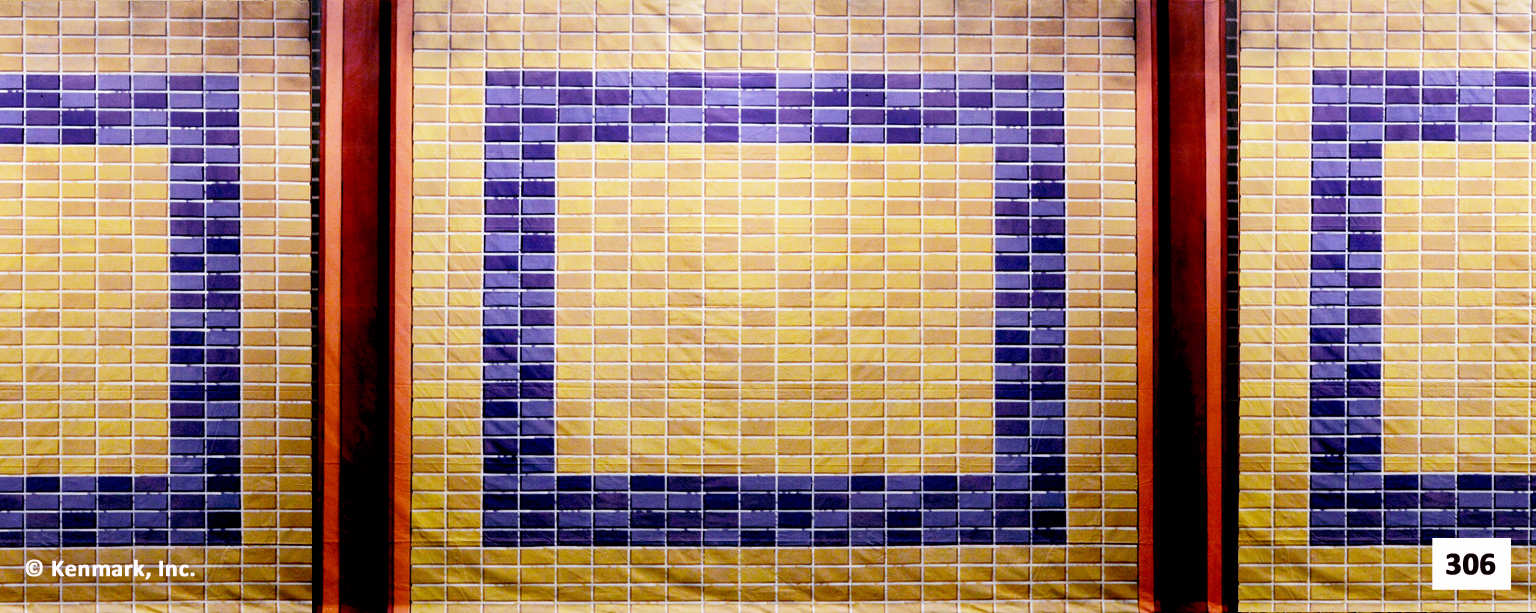 332 Tile Wall Interior