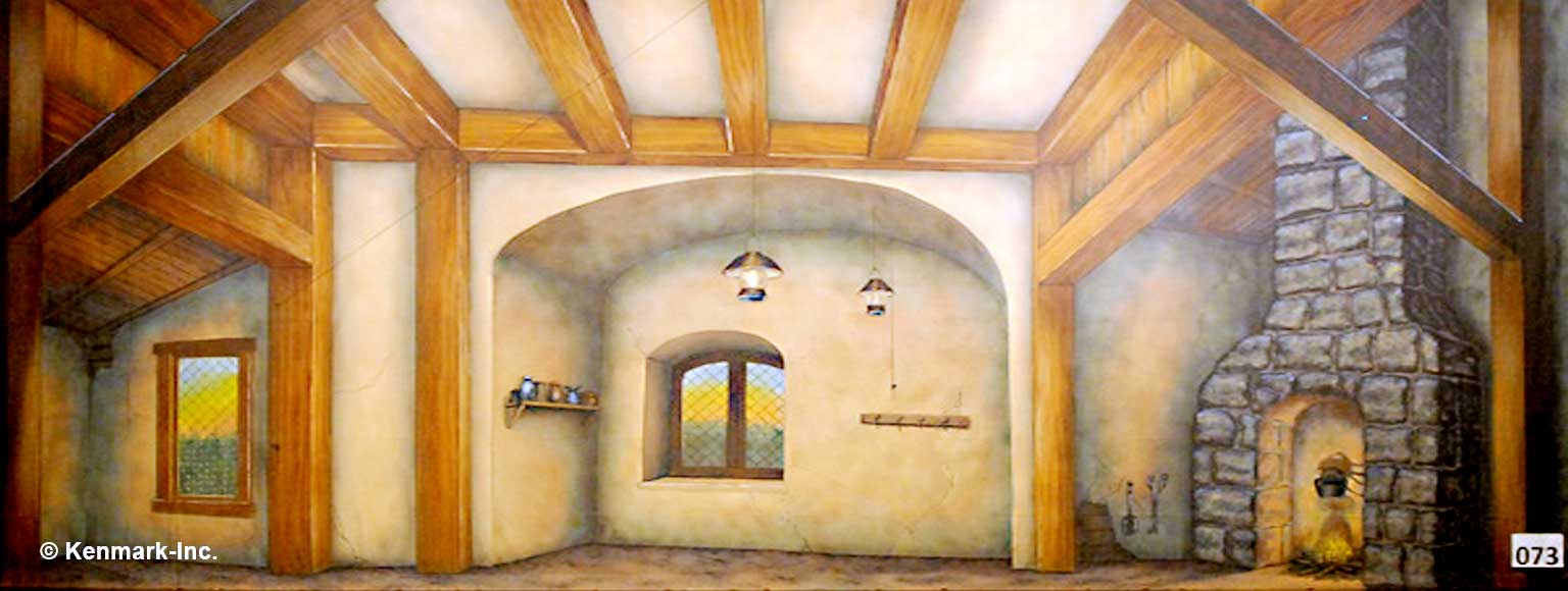 116 Cottage Interior