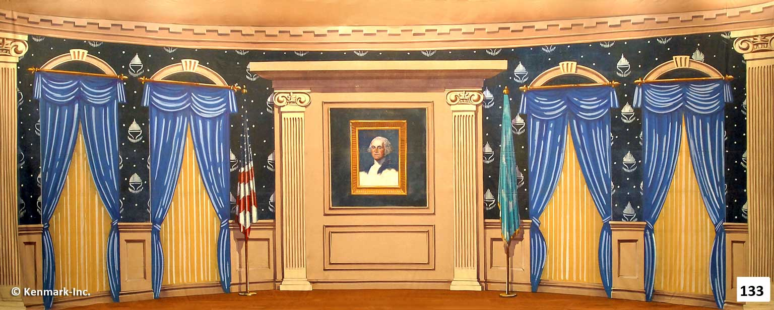 170 White House Interior