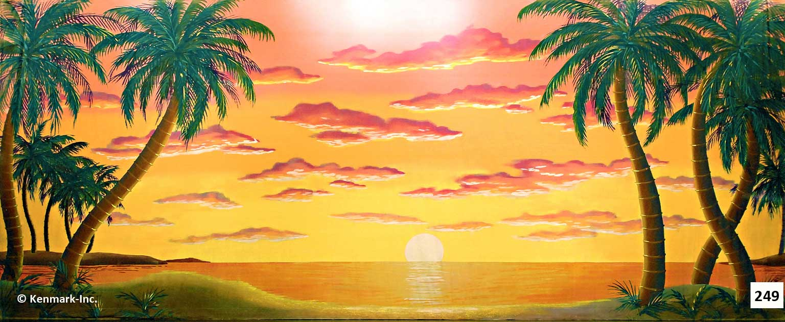 282 Hawaiian Sunset