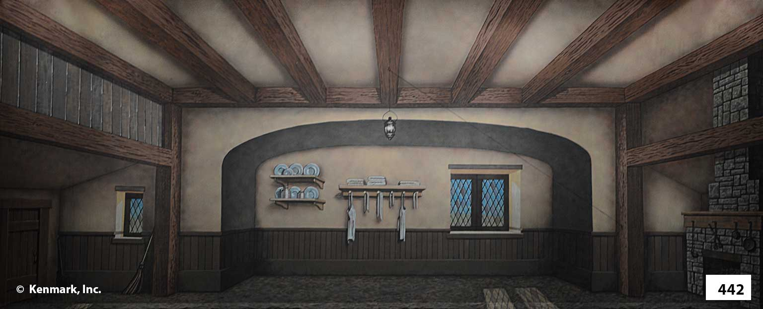 1558 Cottage Interior