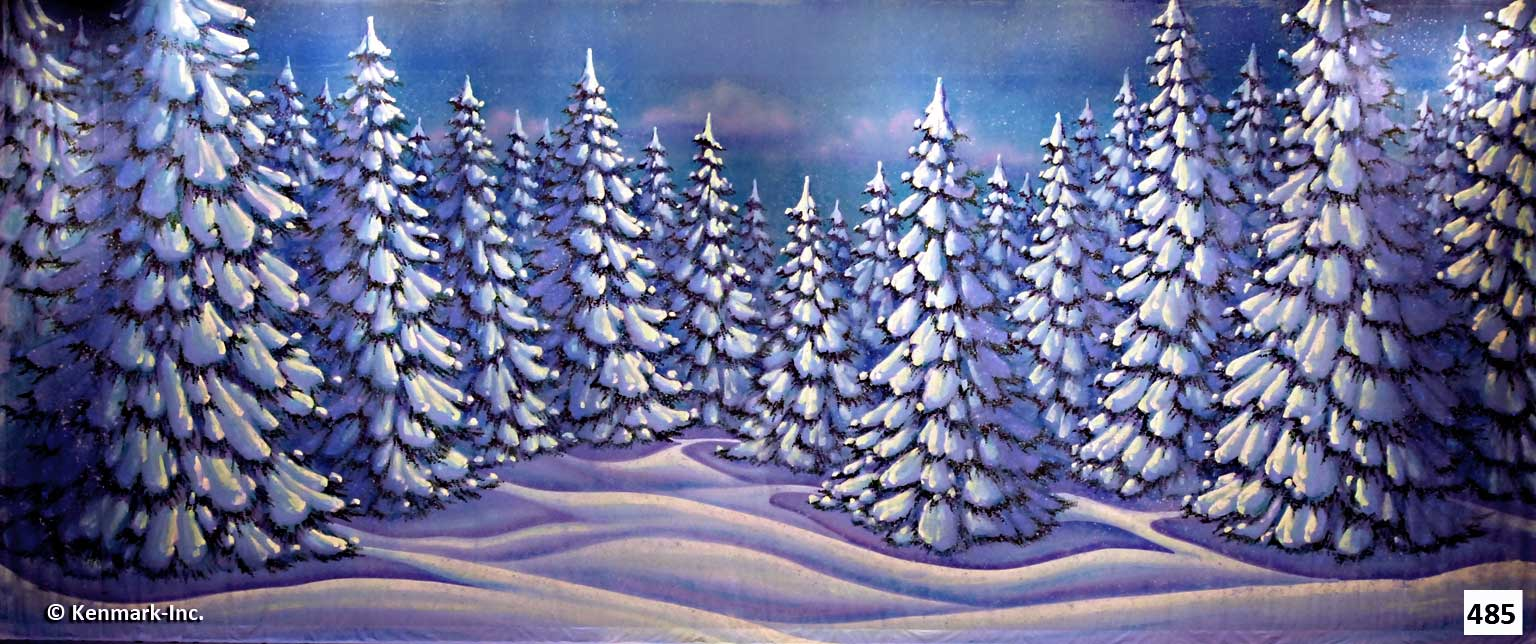 477 Snow Forest