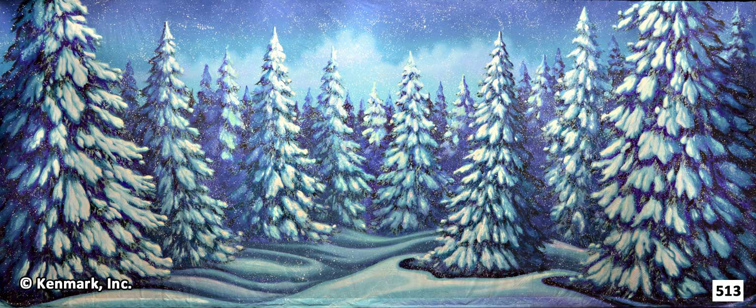 484 Snow Forest