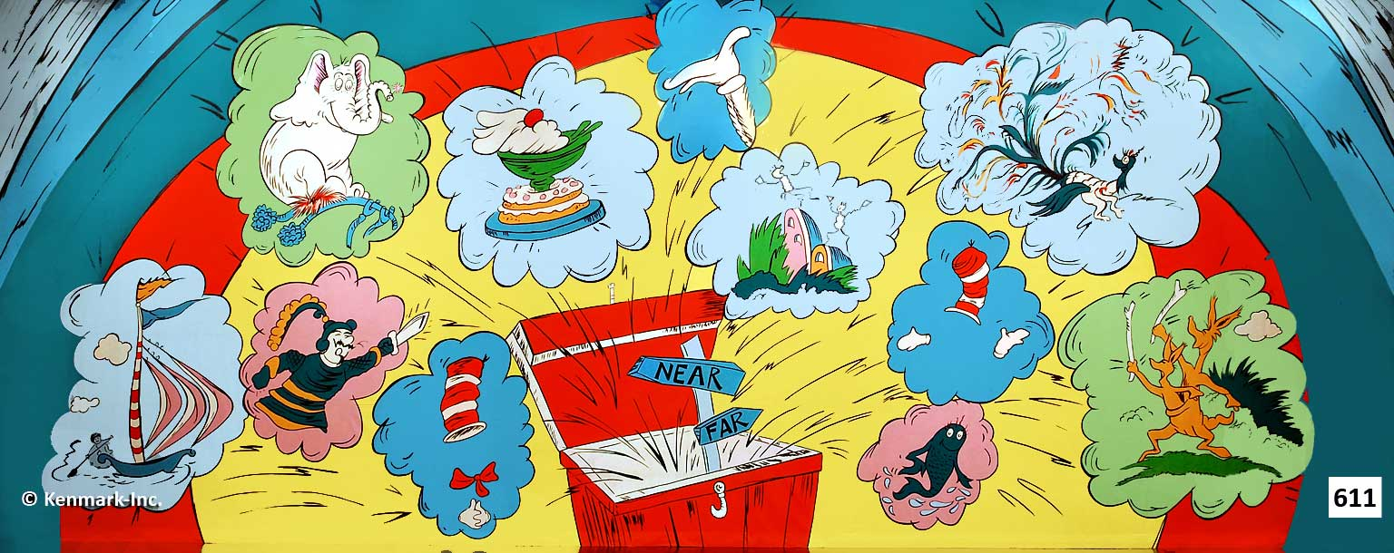 1400 Seussical Collage