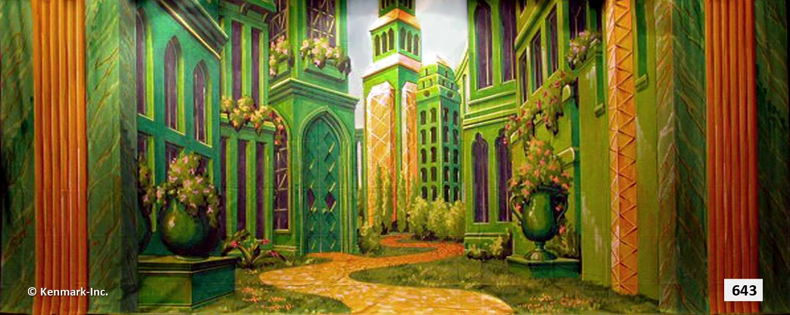 1408 Emerald City Interior